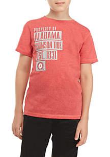 Boys 8-20 Alabama Touchback T-Shirt