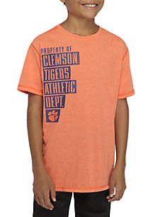 29edb2a67866 Antigua® Clemson Tigers Ice Pullover · Champion® Boys 8-20 Clemson  Touchback T-Shirt