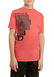 Boys 8-20 Georgia Touchback T-Shirt