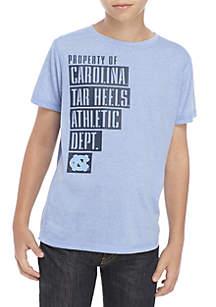 Boys UNC Touchback T-Shirt