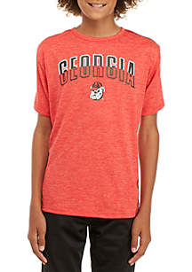 Boys 8-20 Georgia Bulldogs Between the Lines T-Shirt