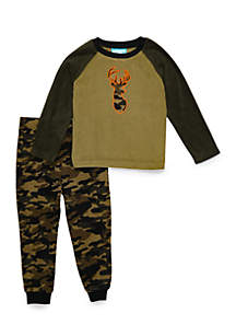 Boys 4-20 Pajama Set