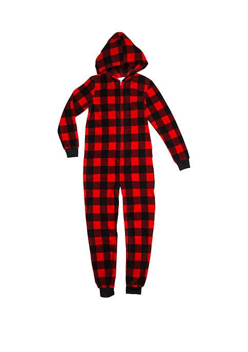 Boys 4-20 Fleece Bodysuit