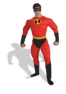Rubie's Disney® Mr. Incredible Muscle Adult Costume