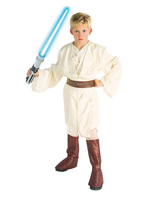 Rubie's Boys 8-20 Star Wars Obi-Wan Deluxe Child