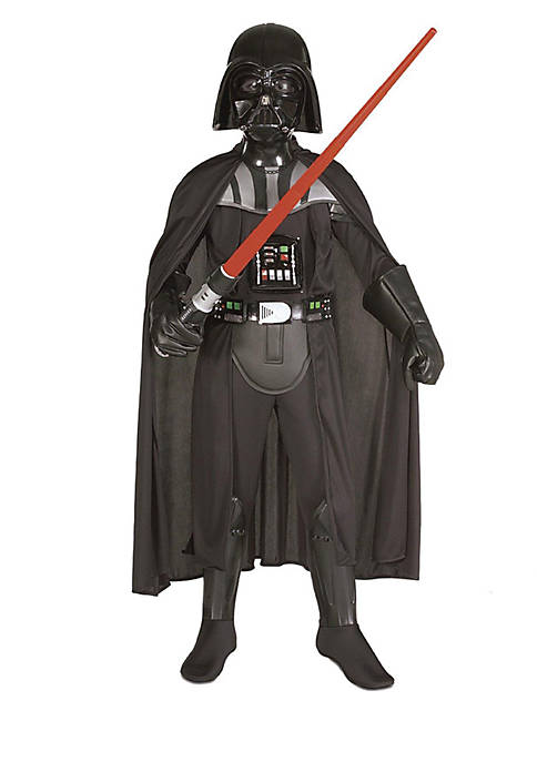 Rubie's Boys 8-20 Star Wars Darth Vader Deluxe