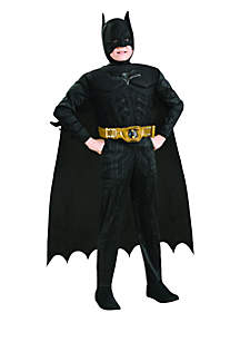 Rubie's Boys 8-20 Batman The Dark Knight Rises Deluxe Muscle Chest Child Costume