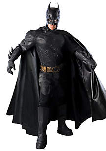 Rubie's Batman Dark Knight - Batman Grand Heritage Collection Adult Costume