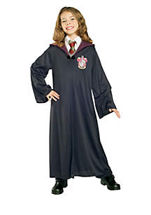 Rubie's Girls 7-16 Harry Potter Gryffindor Robe Costume