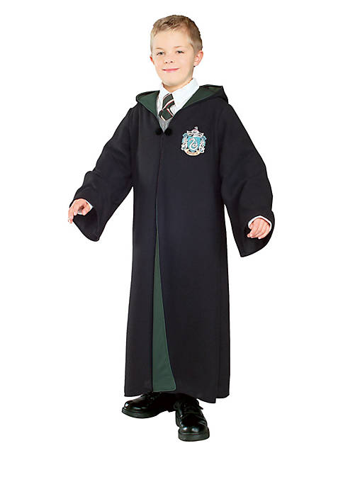 Rubie's Boys 8-20 Harry Potter Deluxe Slytherin Robe