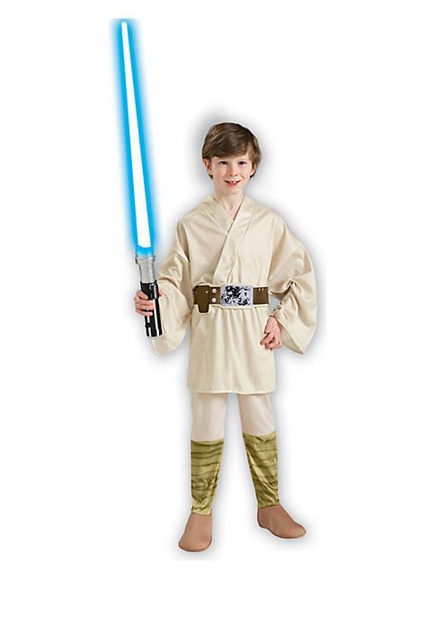 Rubie's Boys 8-20 Star Wars Luke Skywalker Costume