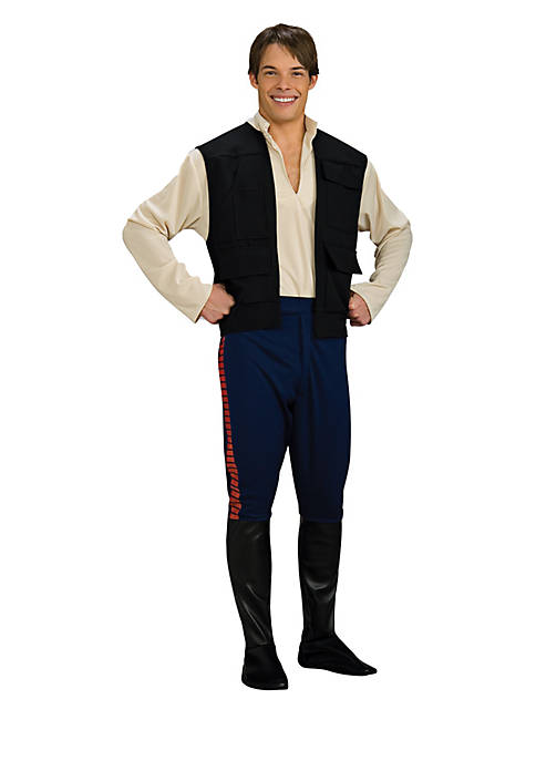Rubie's Star Wars Deluxe Han Solo Adult Costume