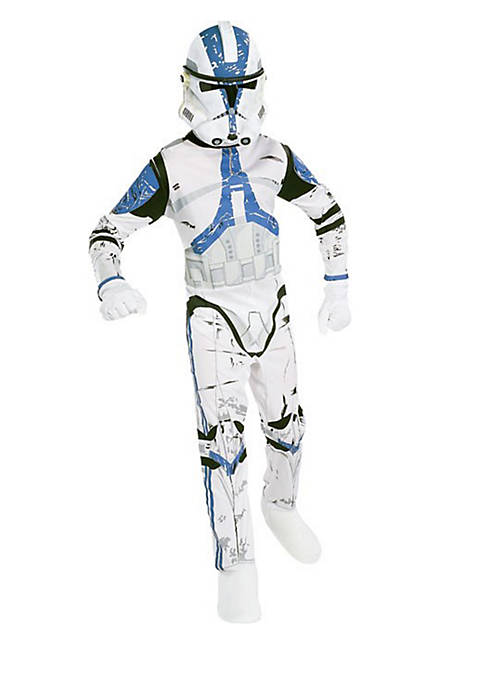 Boys 8-20 Clone Trooper Costume