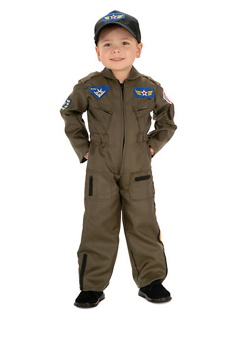 Rubie's Boys 8-20 Air Force Pilot Child Costume
