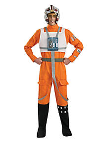 Rubie's Star Wars Clone Wars X-Wing Fighter Pilot Adult