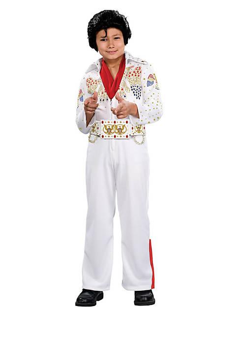 Boys 4-7 Deluxe Elvis Toddler / Child Costume