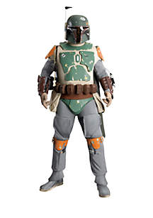 Rubie's Star Wars - Boba Fett Supreme Edition Adult Costume