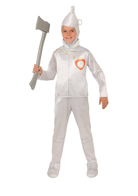 Boys 8-20 The Wizard of Oz Tin Man Costume