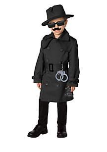Boys 8 - 20 Spy Child Costume Kit