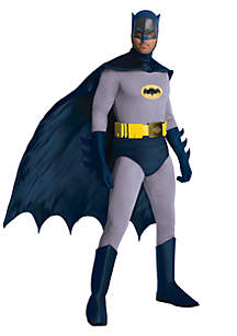 Rubie's Batman Classic 1966 Series Grand Heritage Batman Adult Costume