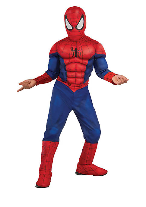 Rubie's Boys 8-20 Ultimate Spider-Man Muscle Chest Kids