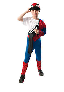 Rubie's Boys 8-20 Ultimate Spider-Man Reversible Costume