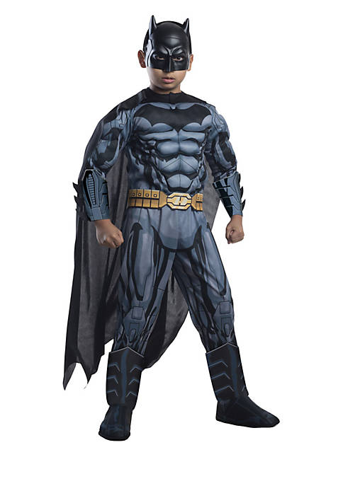 Rubie's Boys 8-20 Batman Deluxe Costume