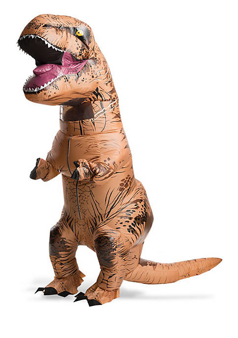 Rubie's Jurassic World Adult Inflatable T-Rex Costume