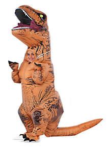 Kids Jurassic World: T-Rex Inflatable Costume