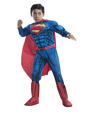 Superman Muscle Chest Toddler 2T Costume Rubie/'s