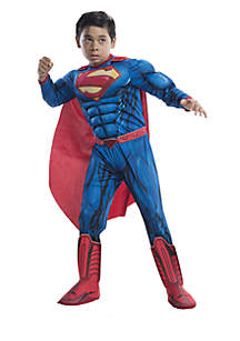 Rubie's Boys 8-20 Superman Deluxe Child Costume