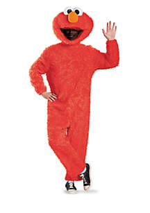 Rubie's Sesame Street Elmo Plush Prestige Costume for Adults