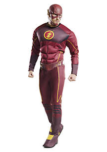 Rubie's The Flash Muscle Chest Adult Costume