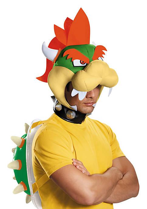 Rubie S Super Mario Bros Bowser Adult Kit Belk