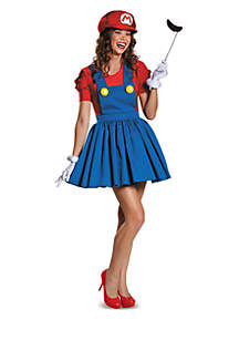 Rubie's Super Mario Mario with Skirt Adult Costume