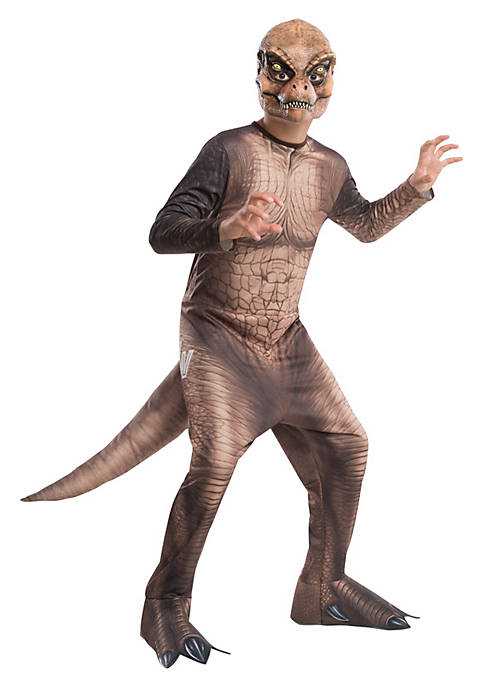 Rubie's Boys 8-20 Jurassic World T-Rex Costume