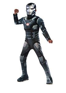 Rubie's Boys 8-20 Marvels Captain America Civil War Deluxe War Machine Muscle Chest Costume
