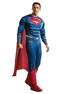 Rubie's Batman v Superman Dawn of Justice - Deluxe Adult Superman Costume