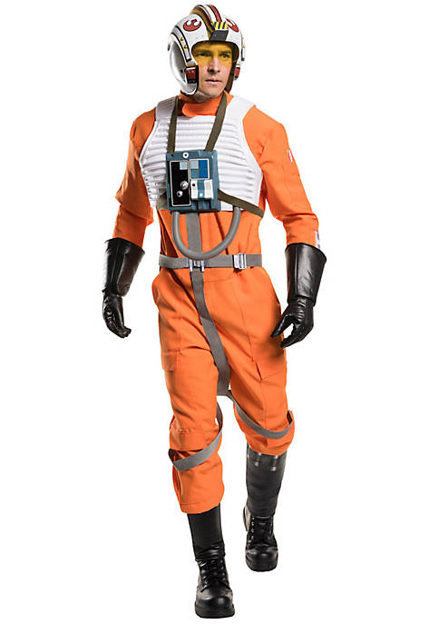 Star Wars Xwing Fighter Grand Heritage Adult Costume