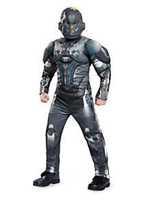 Rubie's Boys 8-20 Halo Spartan Locke Classic Muscle Child Costume