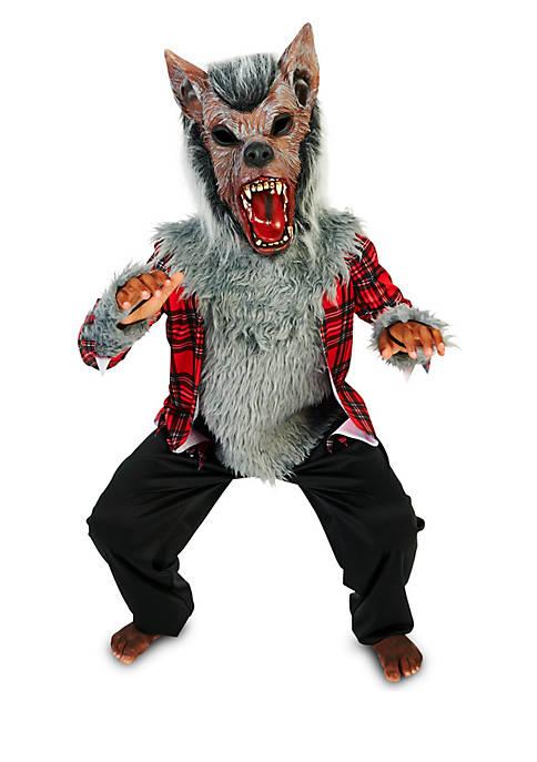 Rubie's Boys 8-20 Howling Werewolf Costume