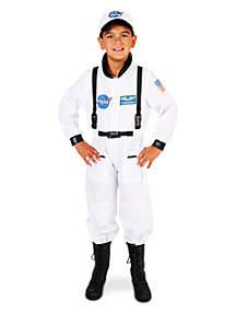 Rubie's Boys 8-20 White Astronaut Costume