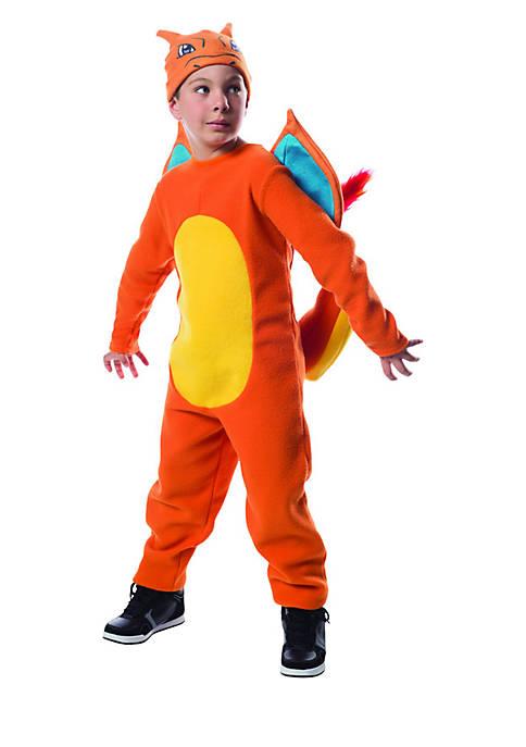 Rubie's Boys 8-20 Pokemon Charizard Child Costume