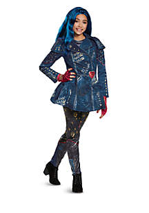 Rubie's Girls 7-16 Disney Descendants 2 Evie Deluxe Isle Look Costume