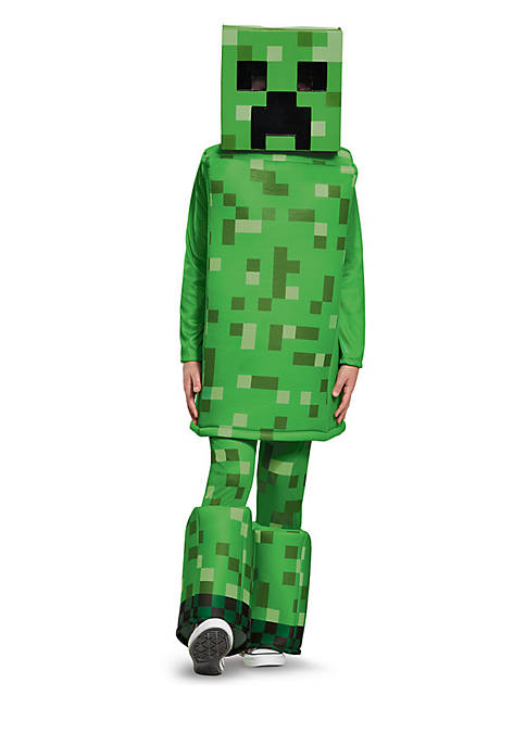 Rubie's Boys 8-20 Minecraft- Creeper Prestige Costume