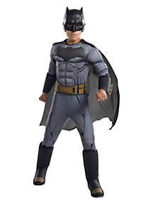 Rubie's Boys 8-20 Justice League Movie - Batman Deluxe Child Costume