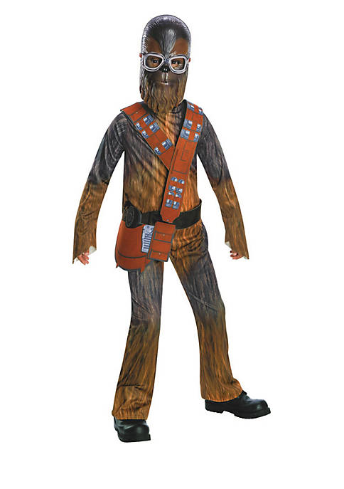 Boys 8-20 Solo A Star Wars Story-Chewbacca Costume