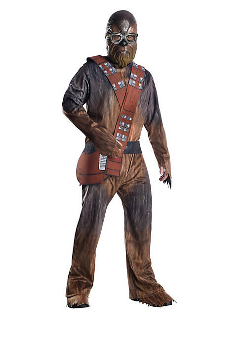 Rubie's Solo A Star Wars Story-Chewbacca Deluxe Mens