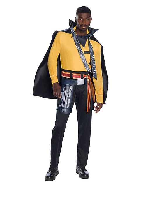 Rubie's Solo A Star Wars Story-Lando Deluxe Mens