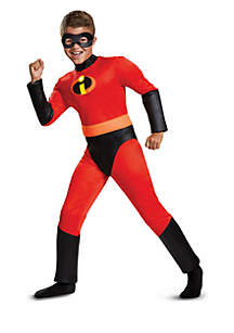 Rubie's Boys 8-20 Incredibles 2 Dash Classic Muscle Costume